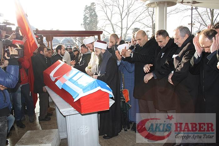 Türkmendağı Şehidi dualarla uğurlandı 1