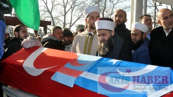 Türkmendağı Şehidi dualarla uğurlandı 3