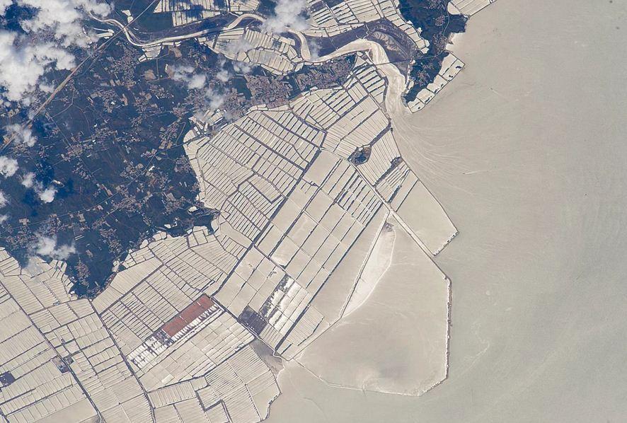 Uzaydan çekilen En İyi 15 Yeryüzü Fotoğrafı 1