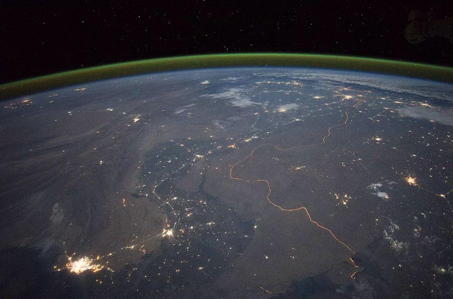 Uzaydan çekilen En İyi 15 Yeryüzü Fotoğrafı 10