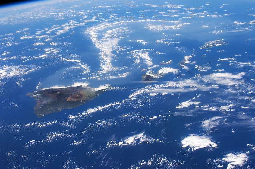 Uzaydan çekilen En İyi 15 Yeryüzü Fotoğrafı 12