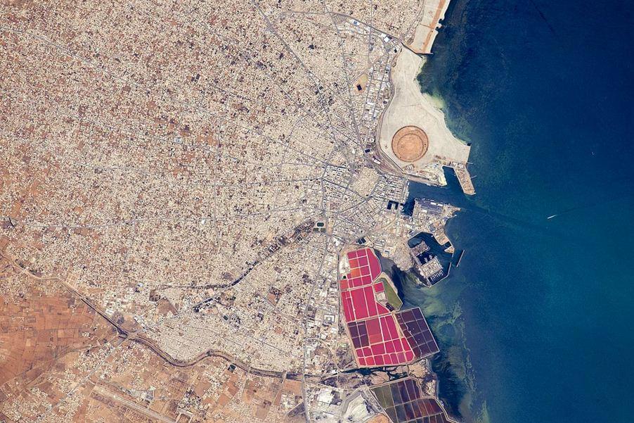 Uzaydan çekilen En İyi 15 Yeryüzü Fotoğrafı 13