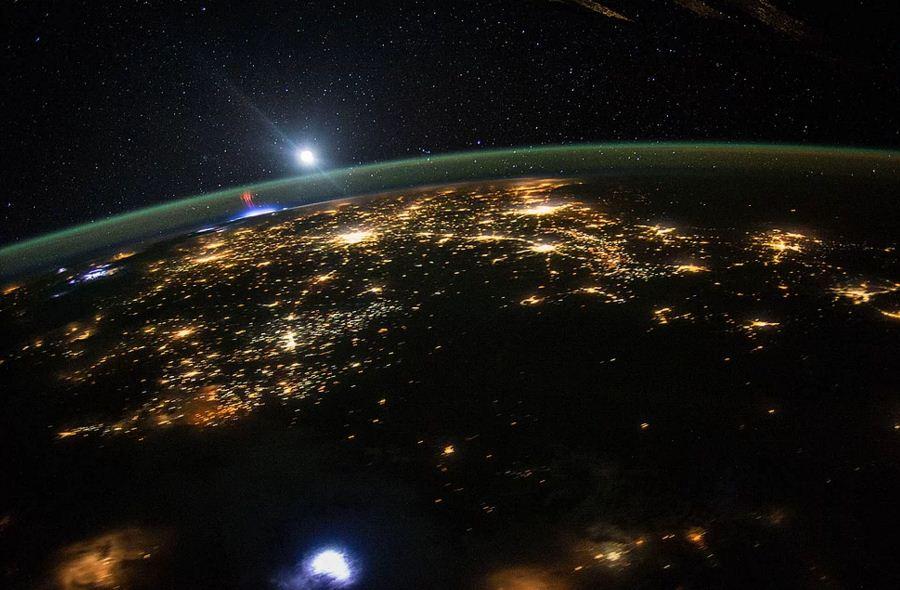 Uzaydan çekilen En İyi 15 Yeryüzü Fotoğrafı 14
