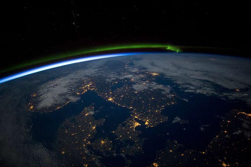 Uzaydan çekilen En İyi 15 Yeryüzü Fotoğrafı 15