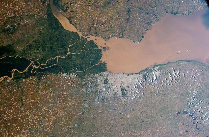 Uzaydan çekilen En İyi 15 Yeryüzü Fotoğrafı 2