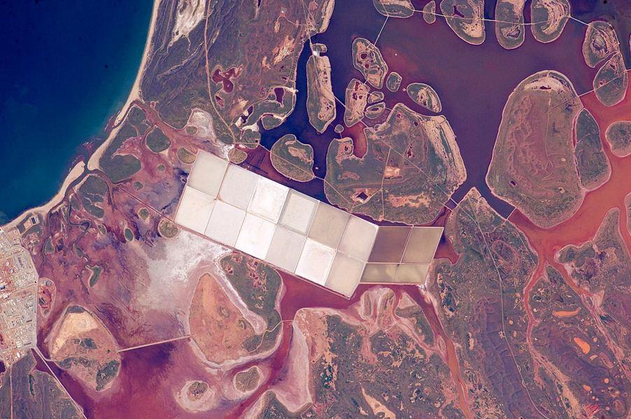 Uzaydan çekilen En İyi 15 Yeryüzü Fotoğrafı 4