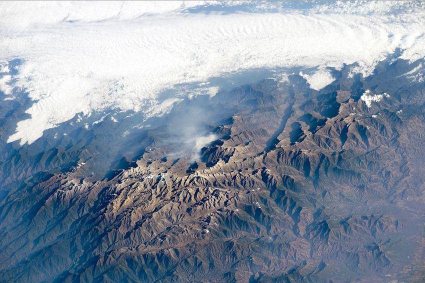Uzaydan çekilen En İyi 15 Yeryüzü Fotoğrafı 5