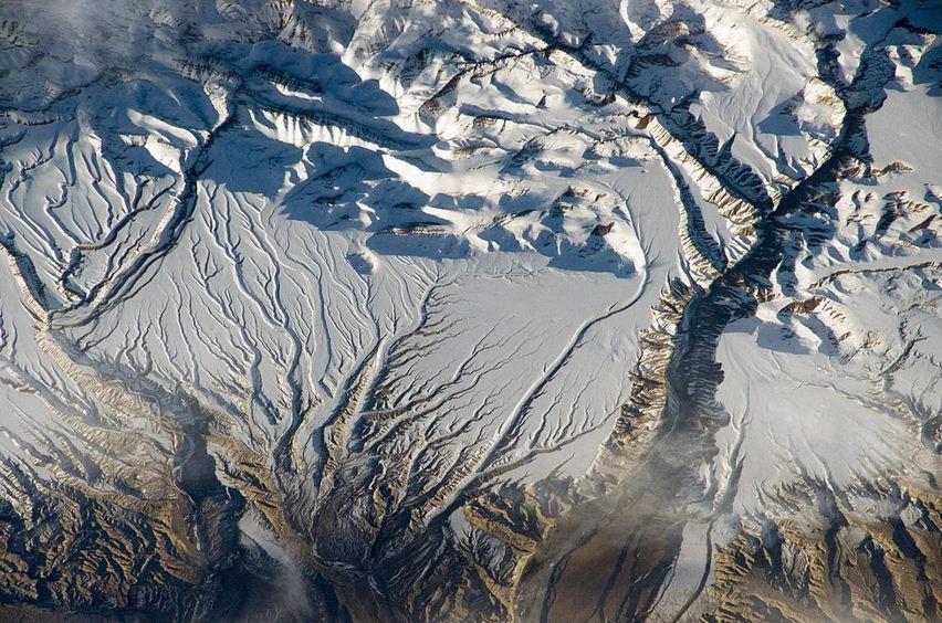 Uzaydan çekilen En İyi 15 Yeryüzü Fotoğrafı 6