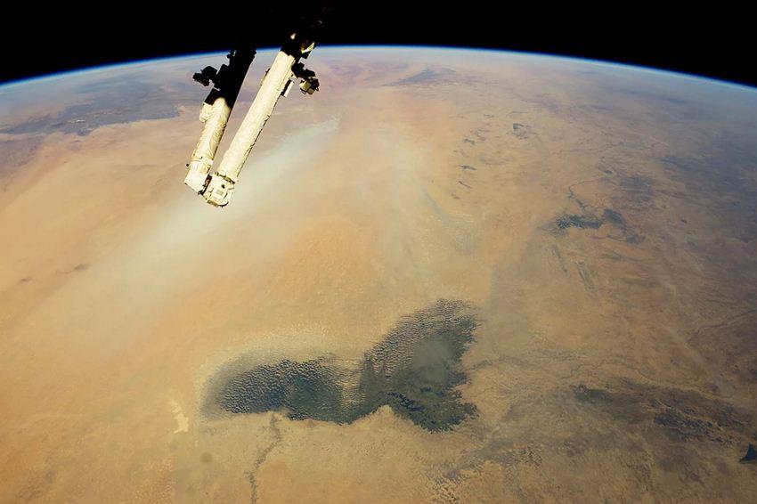 Uzaydan çekilen En İyi 15 Yeryüzü Fotoğrafı 7