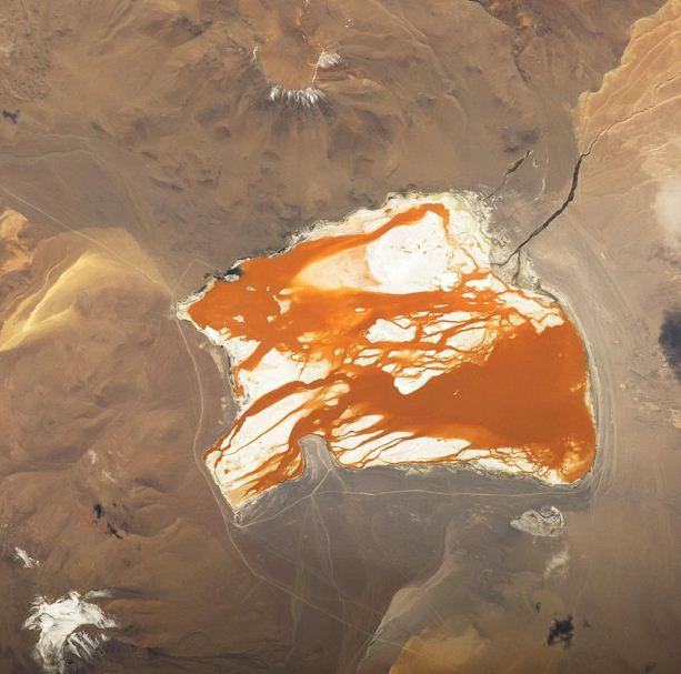 Uzaydan çekilen En İyi 15 Yeryüzü Fotoğrafı 8