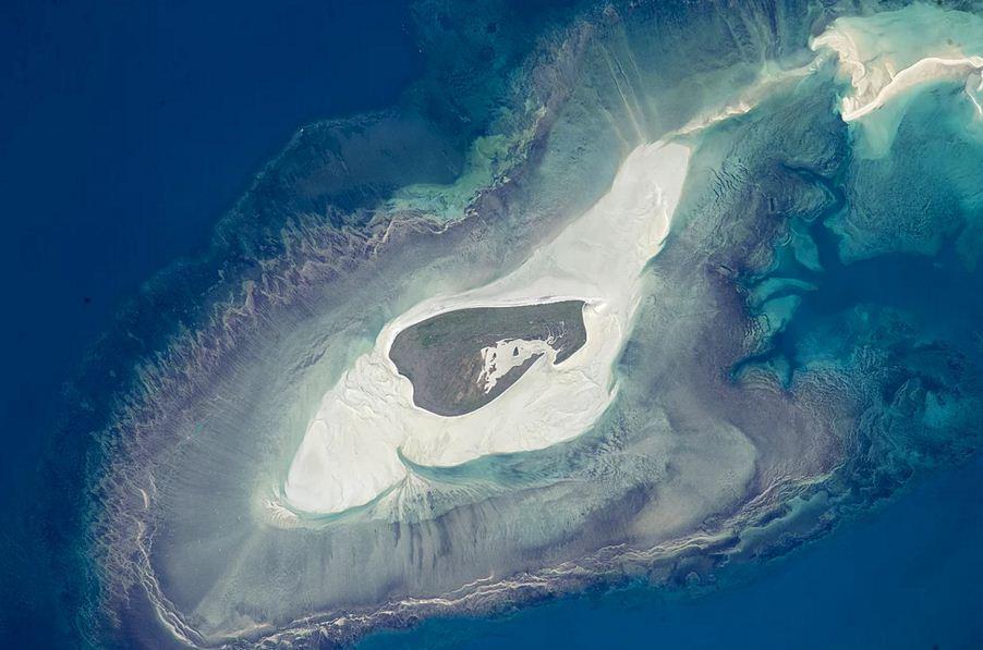 Uzaydan çekilen En İyi 15 Yeryüzü Fotoğrafı 9