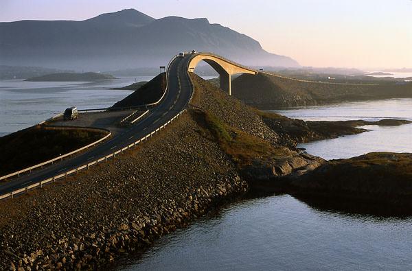 Dünyanın en güzel yolları 17