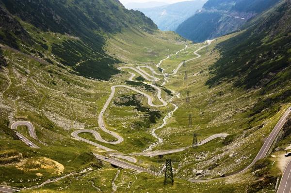 Dünyanın en güzel yolları 6