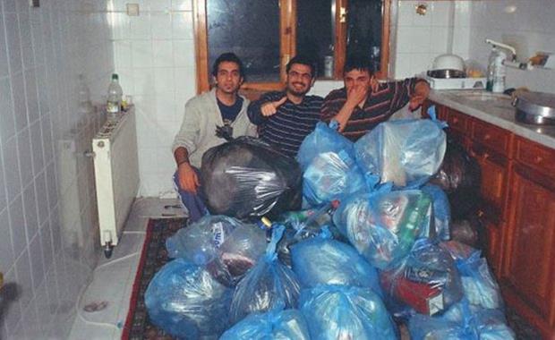 Hayal sınırlarını zorlayan öğrenci evleri 33