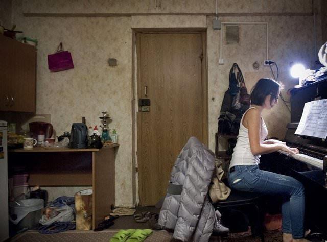 Hayal sınırlarını zorlayan öğrenci evleri 6
