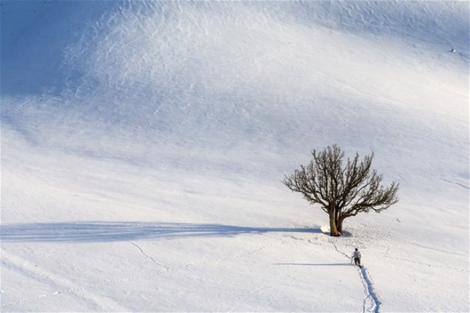 Doğuda Kış Manzaraları 4