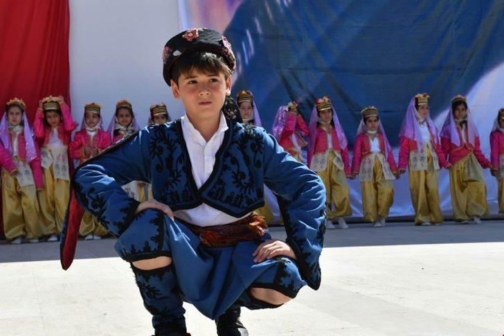 Denizli'de 23 Nisan coşkusu ve kutlamalar 7