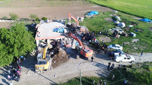 Adıyaman'daki depremden ilk fotoğraflar 10