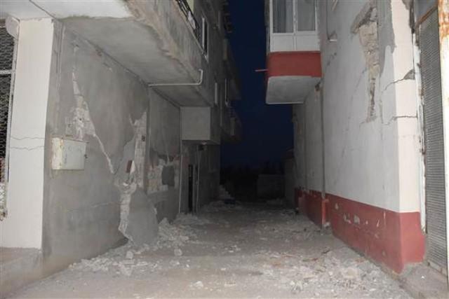 Adıyaman'daki depremden ilk fotoğraflar 11