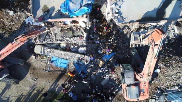 Adıyaman'daki depremden ilk fotoğraflar 2