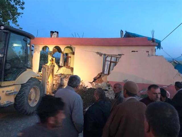 Adıyaman'daki depremden ilk fotoğraflar 3