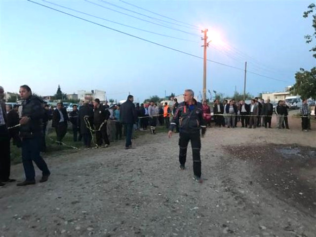 Adıyaman'daki depremden ilk fotoğraflar 5