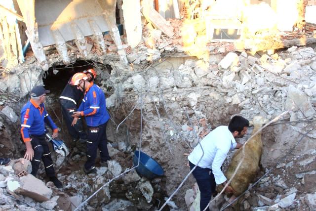 Adıyaman'daki depremden ilk fotoğraflar 7