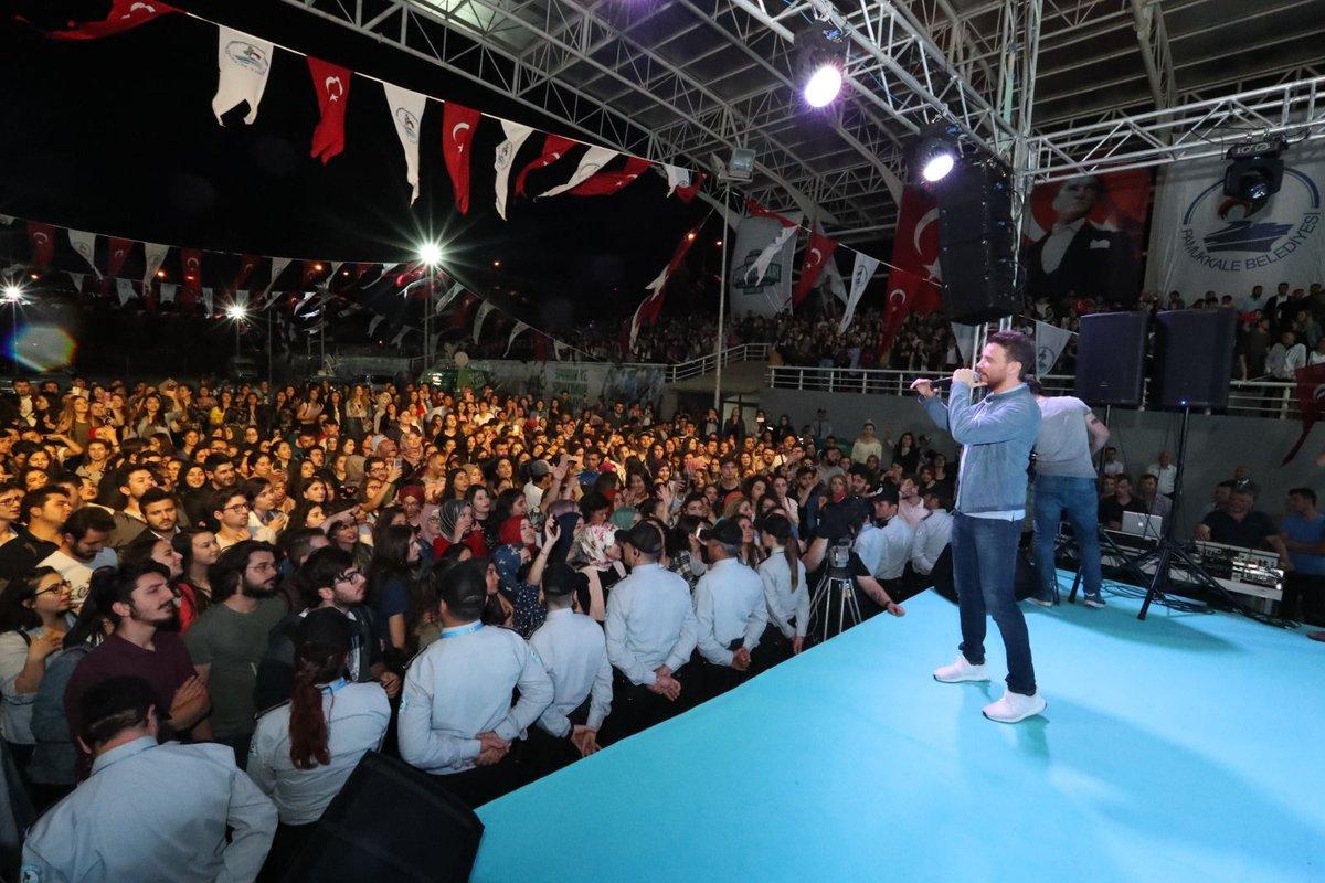 Pamukkale Spor Oyunları'na Sinan Akçıl damgası! 2
