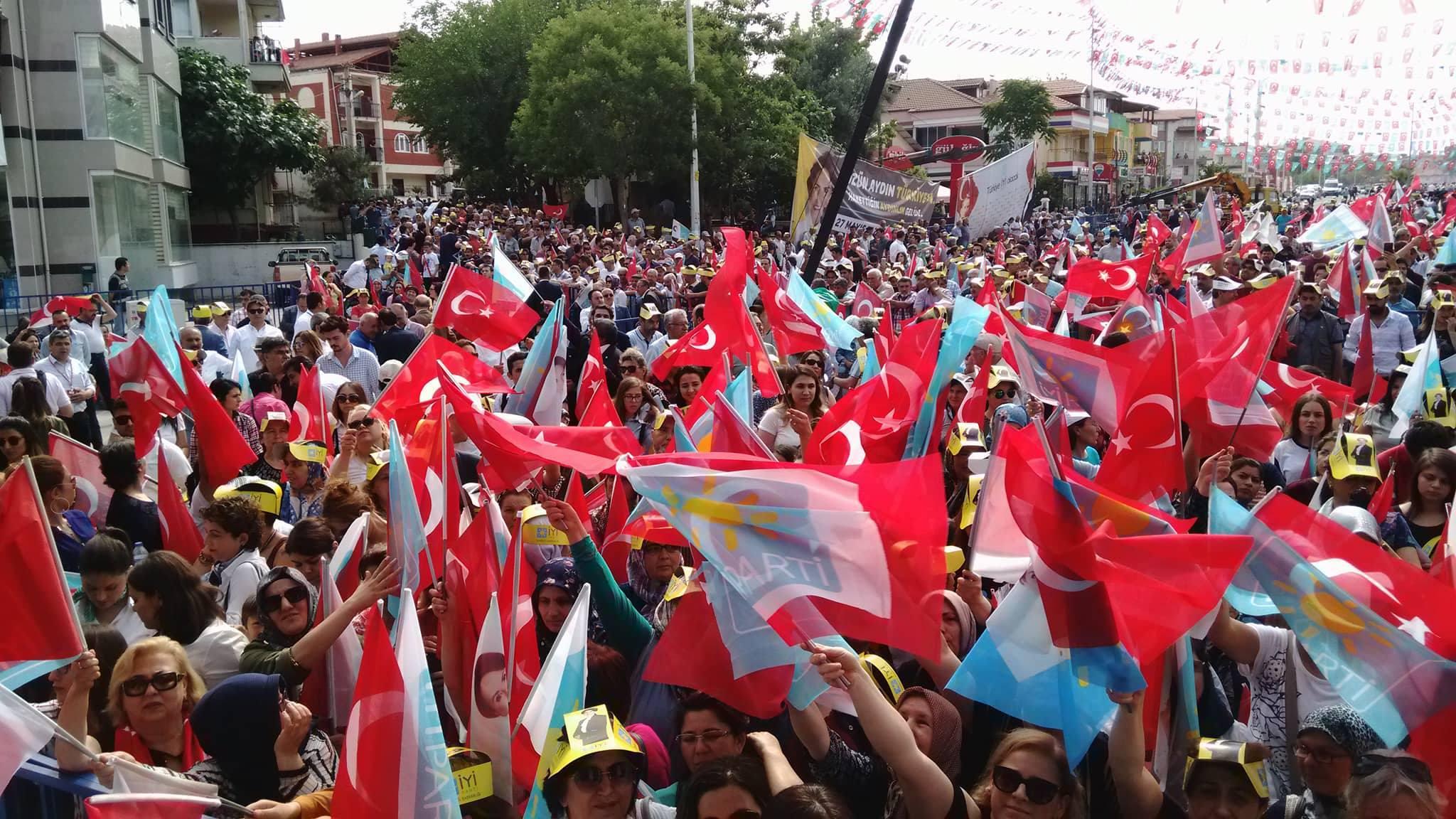 Başkan Akşener Denizli'de! 1