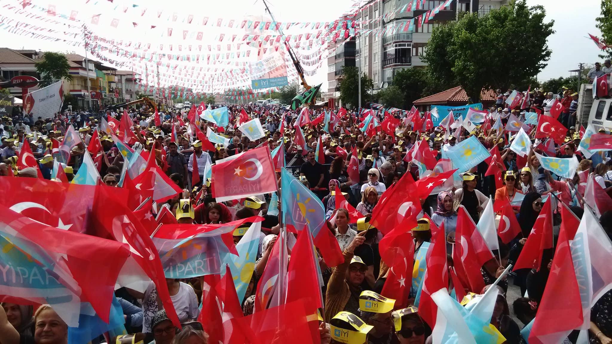 Başkan Akşener Denizli'de! 11