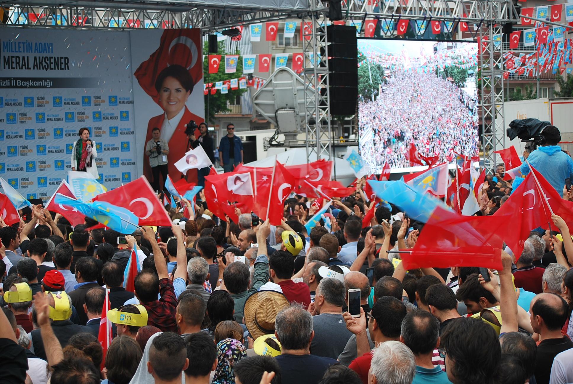 Başkan Akşener Denizli'de! 12