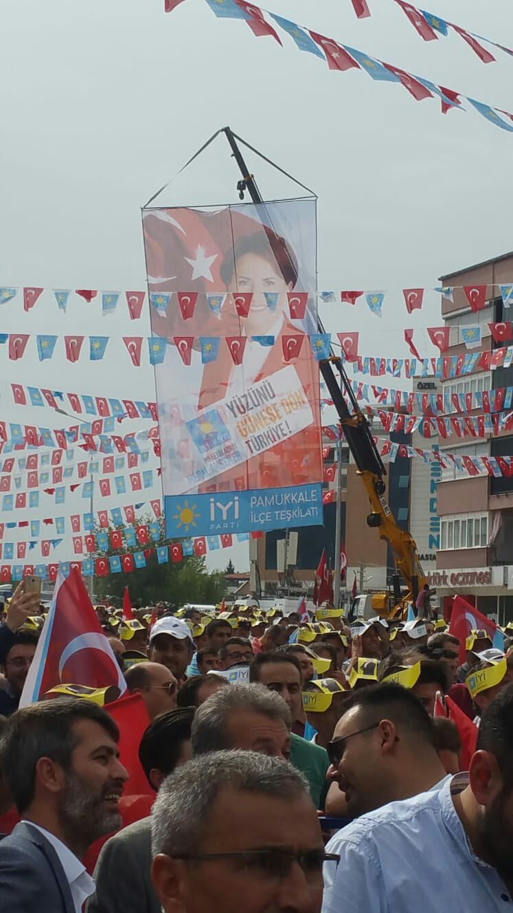 Başkan Akşener Denizli'de! 13