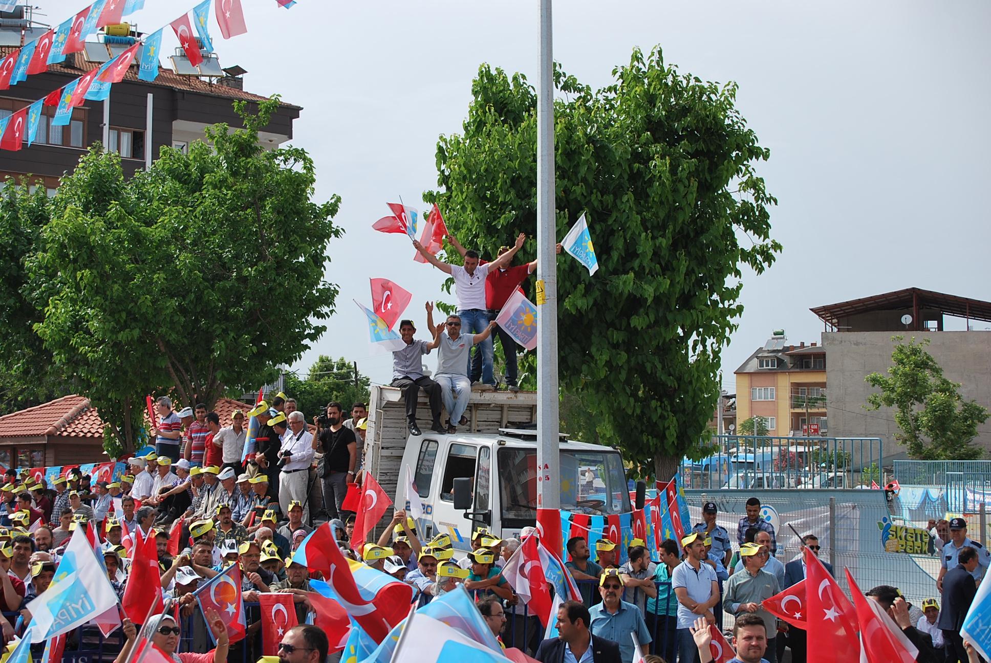 Başkan Akşener Denizli'de! 14