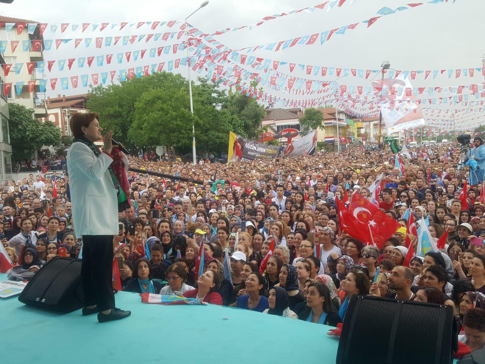 Başkan Akşener Denizli'de! 19