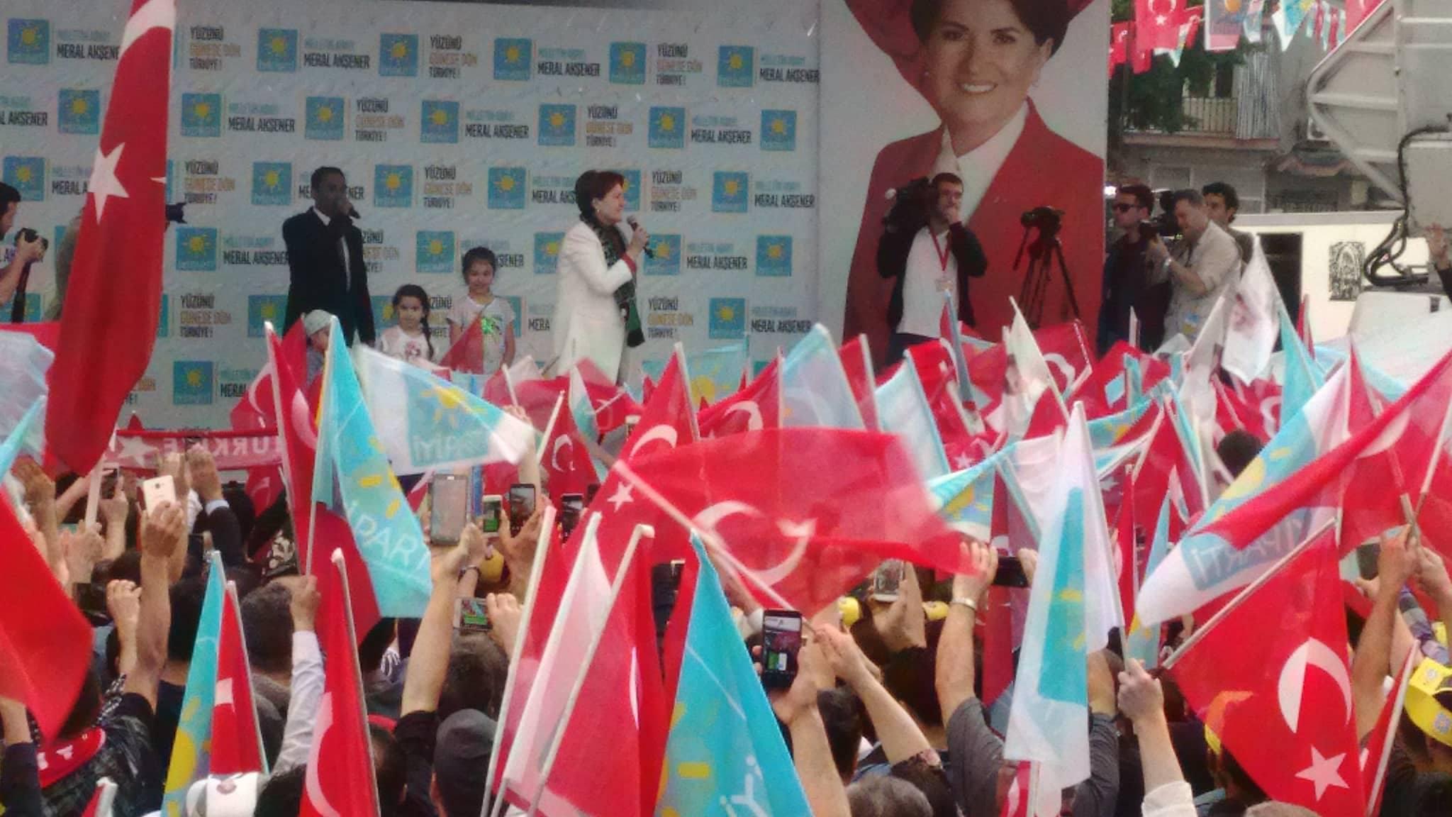Başkan Akşener Denizli'de! 2