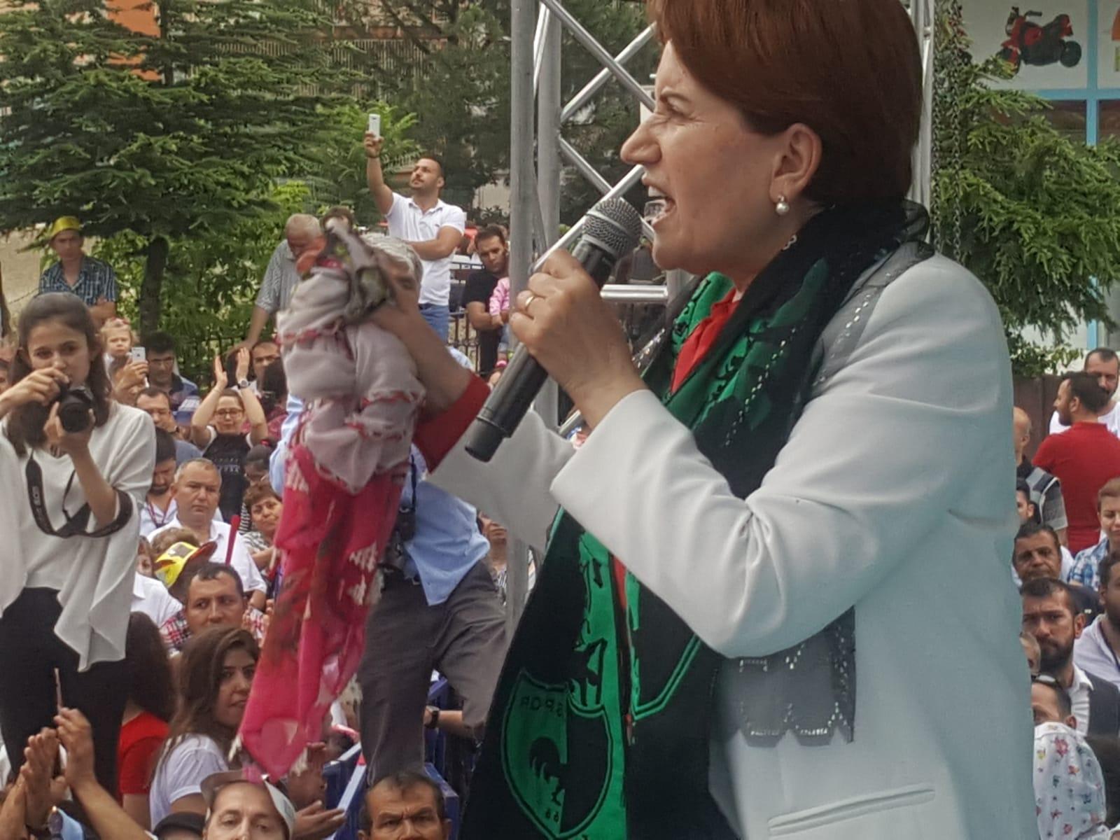 Başkan Akşener Denizli'de! 20