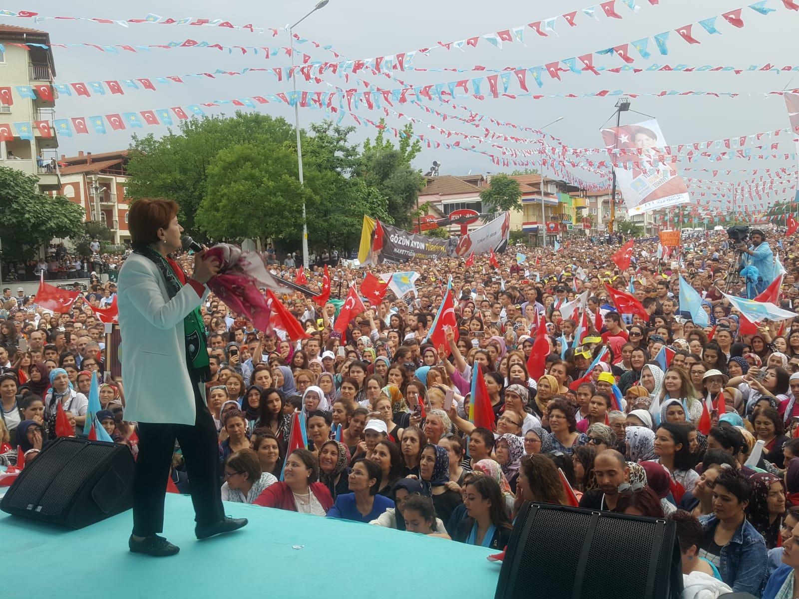 Başkan Akşener Denizli'de! 21