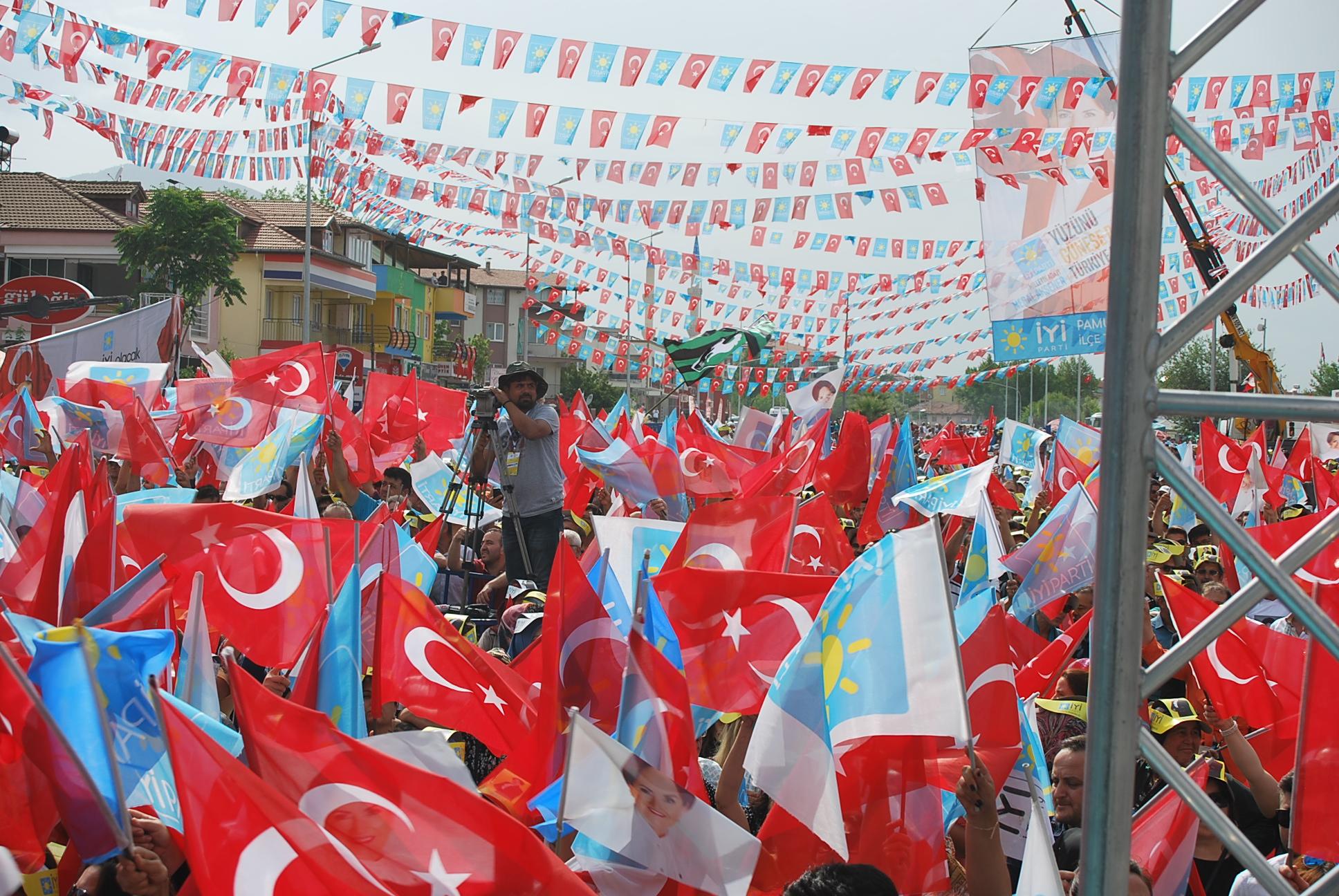 Başkan Akşener Denizli'de! 22
