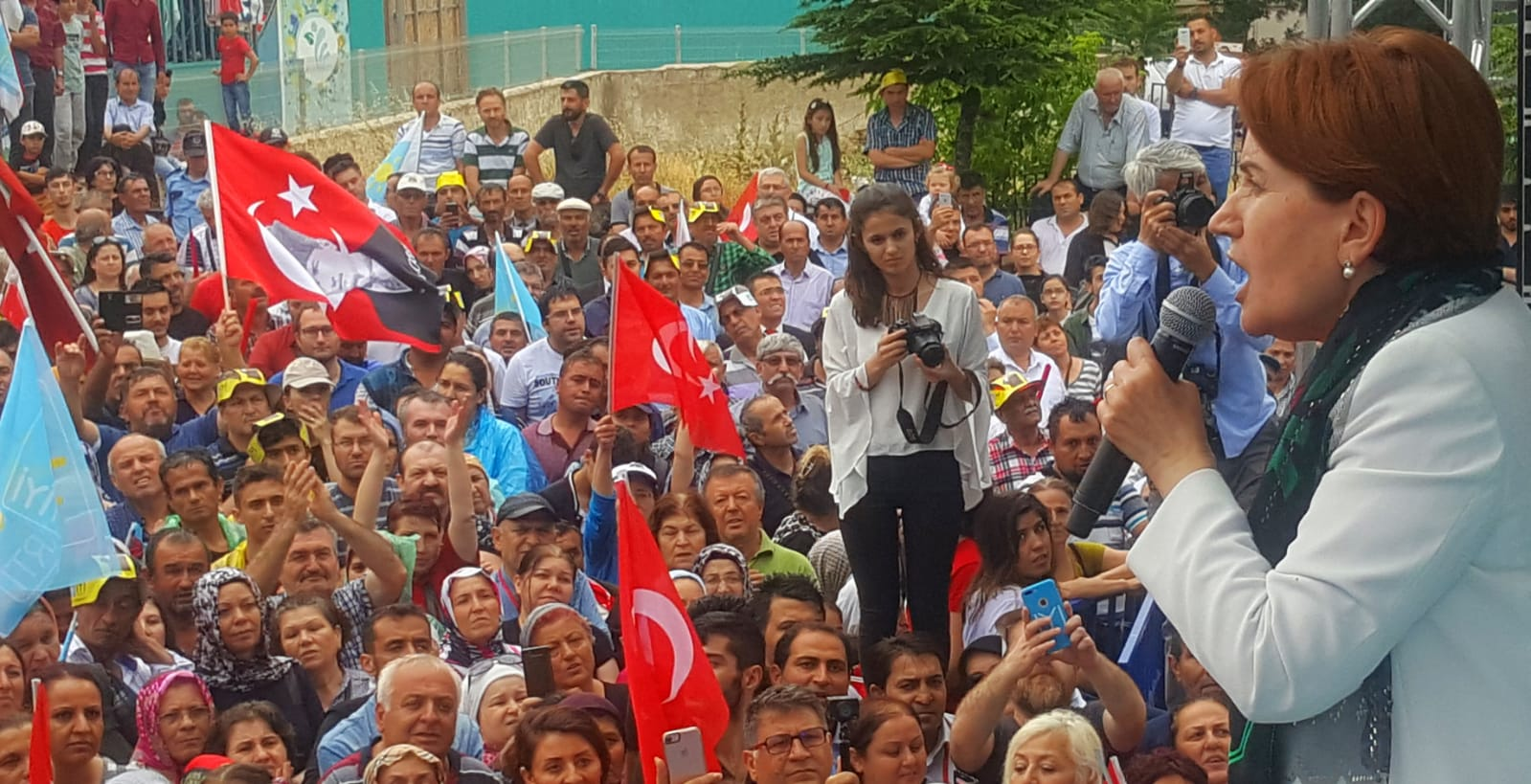Başkan Akşener Denizli'de! 23