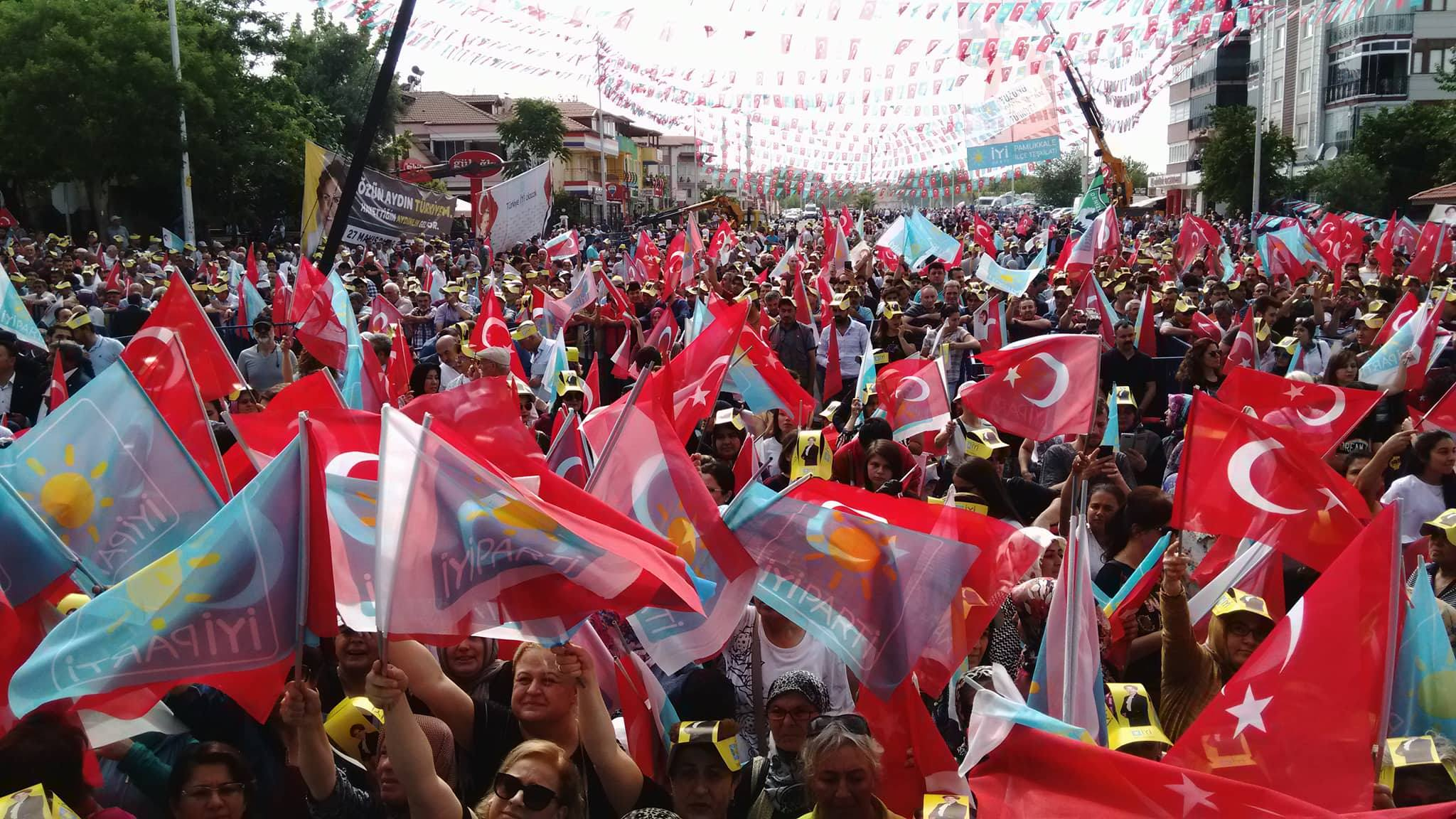 Başkan Akşener Denizli'de! 25