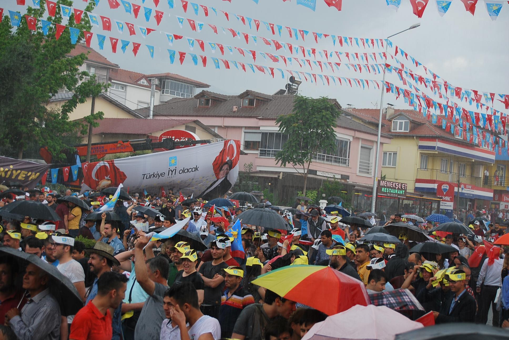 Başkan Akşener Denizli'de! 26
