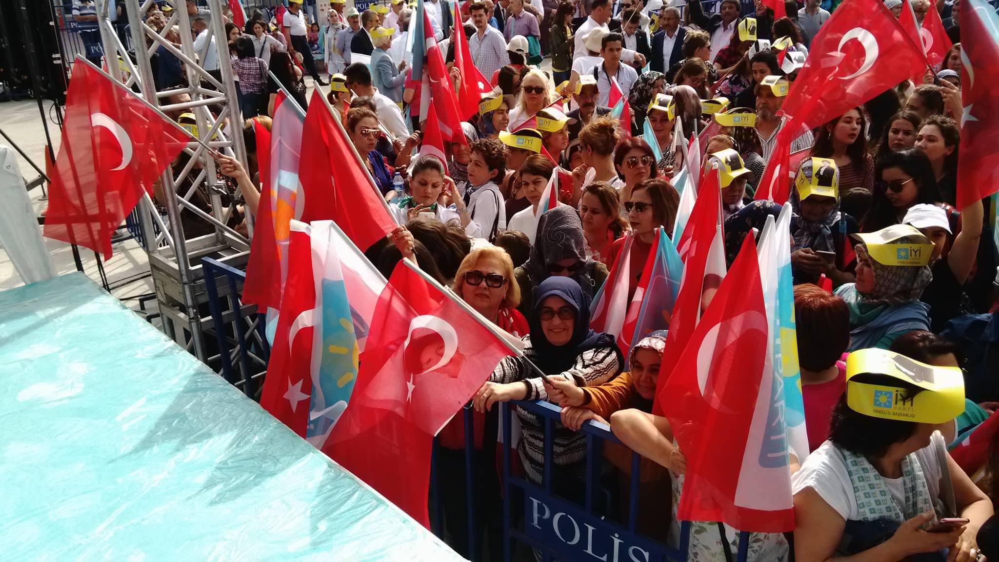 Başkan Akşener Denizli'de! 29