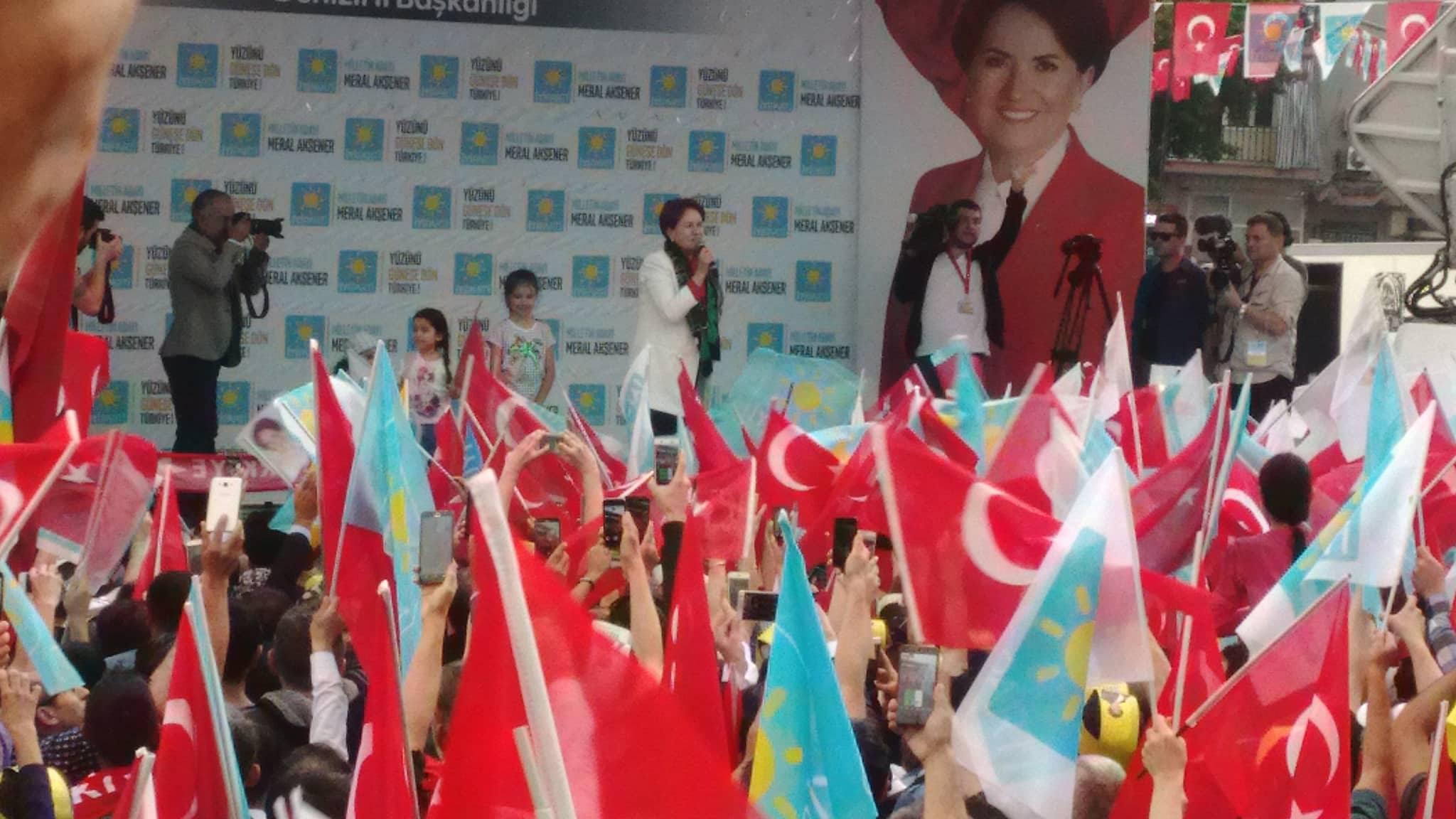 Başkan Akşener Denizli'de! 30