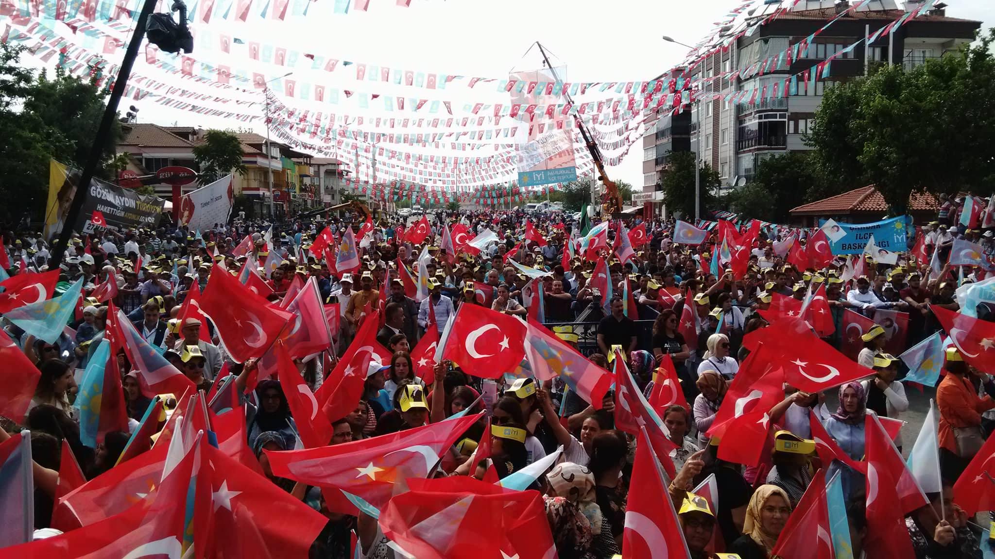 Başkan Akşener Denizli'de! 4