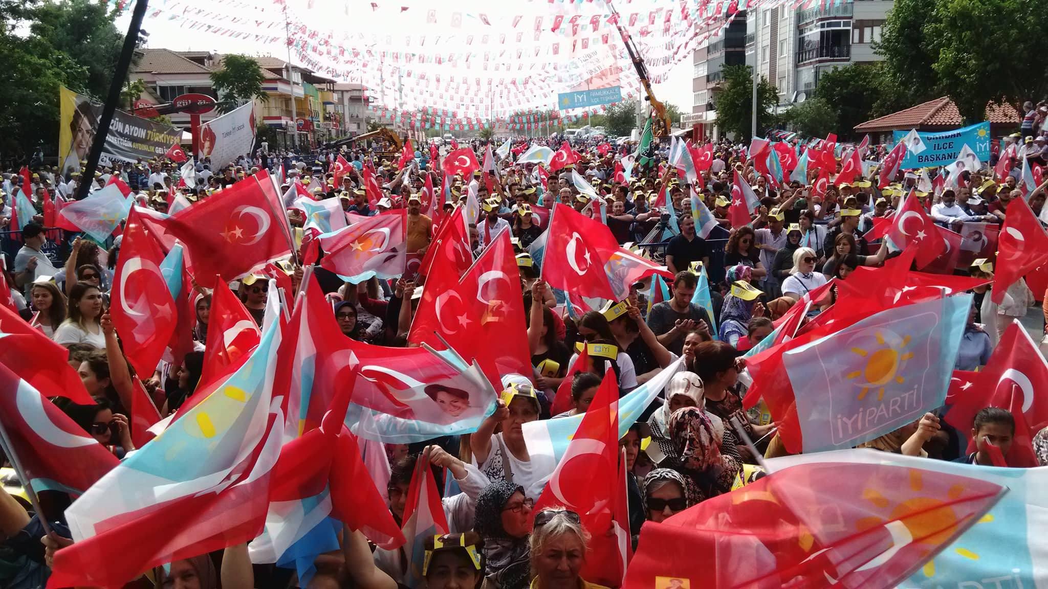 Başkan Akşener Denizli'de! 5