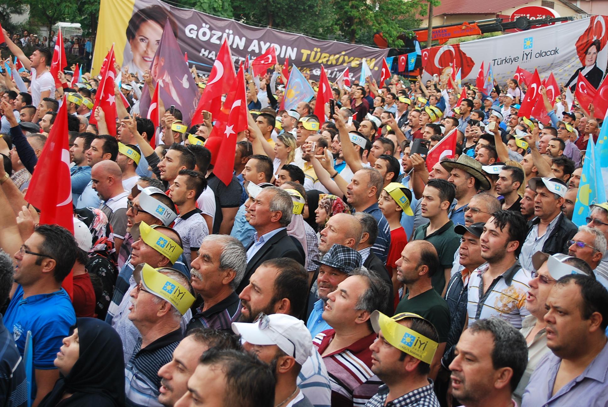 Başkan Akşener Denizli'de! 6
