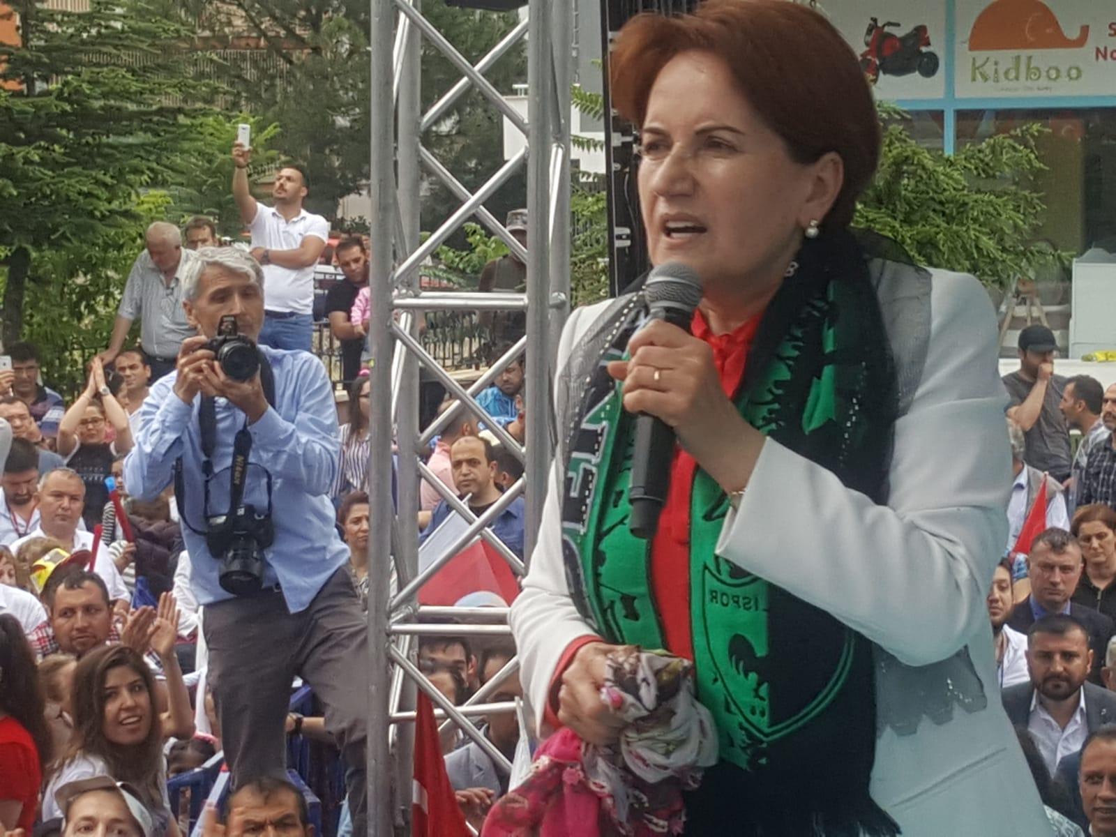 Başkan Akşener Denizli'de! 8