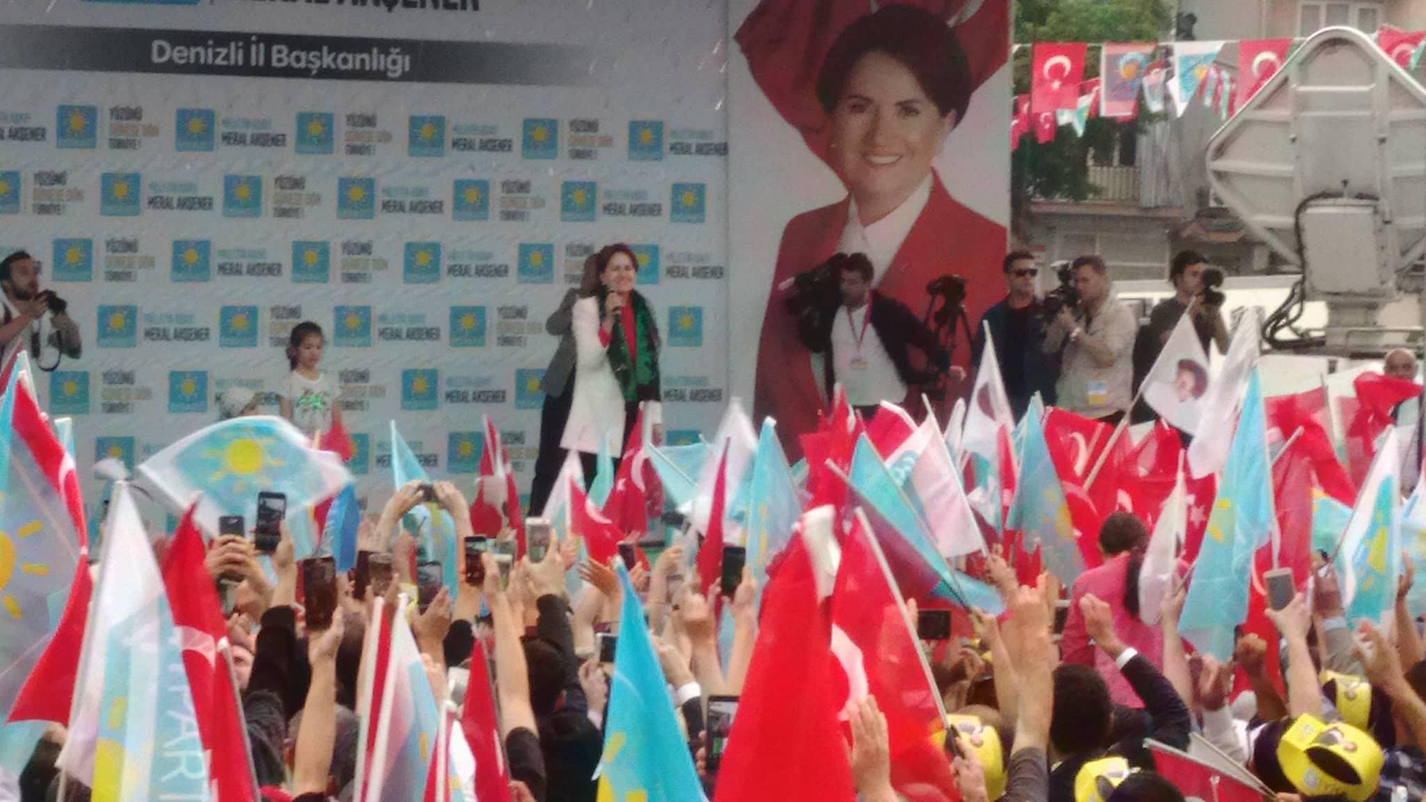 Başkan Akşener Denizli'de! 9