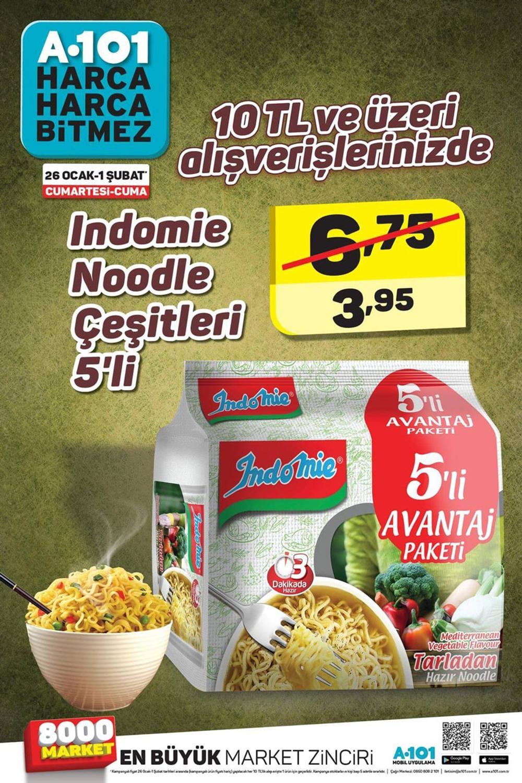 A101 31 Ocak Aktüel Ürünler Kataloğu Haftanın Fırsatları 11
