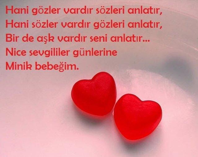 14 Şubat Sevgililer Günü Resimli Romantik Mesajlar 2